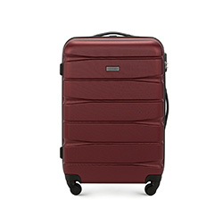 Medium suitcase, burgundy, 56-3A-362-35, Photo 1