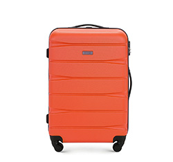 Medium suitcase, orange, 56-3A-362-55, Photo 1