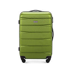 Medium suitcase, green, 56-3A-362-80, Photo 1