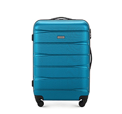 Medium suitcase, blue, 56-3A-362-95, Photo 1