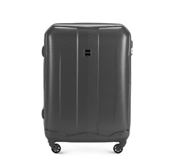 Medium suitcase, grey, 56-3A-372-00, Photo 1
