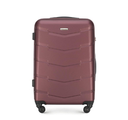 Medium suitcase, burgundy, 56-3A-402-31, Photo 1