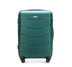 Medium suitcase, green, 56-3A-402-80, Photo 1