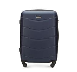 Medium suitcase, navy blue, 56-3A-402-90, Photo 1