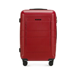 Medium suitcase, red, 56-3H-542-30, Photo 1