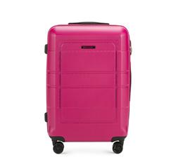 Medium suitcase, pink, 56-3H-542-60, Photo 1