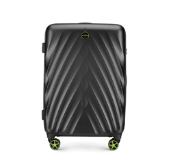 Medium suitcase, black, 56-3P-802-10, Photo 1