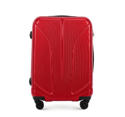 Medium suitcase, red, 56-3P-812-30, Photo 1
