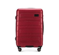 Walizka średnia, czerwony, 56-3P-832-30, Zdjęcie 1