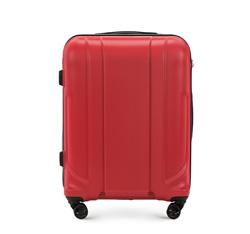 Walizka średnia, czerwony, 56-3P-862-30, Zdjęcie 1