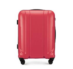 Walizka średnia, czerwony, 56-3P-862-31, Zdjęcie 1