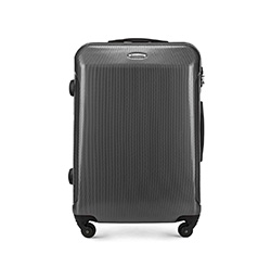 Medium suitcase, grey, 56-3P-872-11, Photo 1