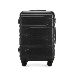Medium suitcase, black, 56-3P-982-11, Photo 1