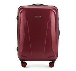 Medium suitcase, burgundy, 56-3P-992-30, Photo 1