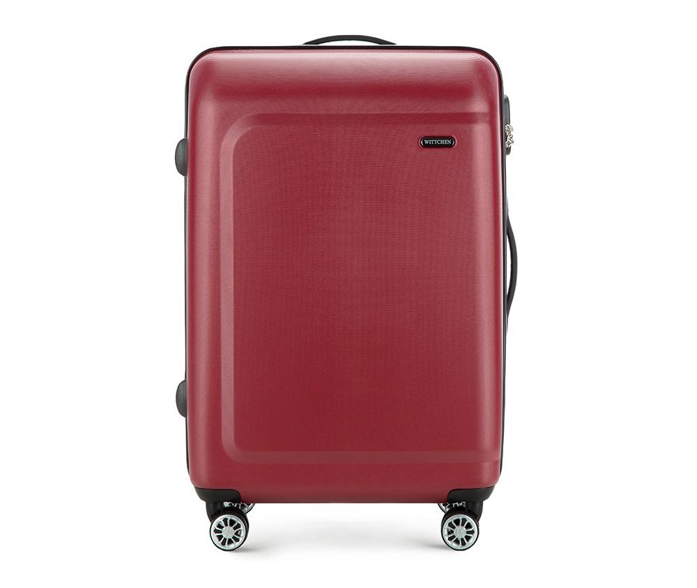 Чемодан на колёсиках  23\\Средний чемодан из коллекции TP-Power изготовлен из термопластичного полимера - инновационного материала, характеризующегося высокой прочностью.  Имеет четыре колесика, подножку, телескопическую ручку и дополнительную ручка для комфорта передвижения багажа.  Внутри:    сновное отделение на молнии с регулируемыми ремнями, предохраняющими одежду от перемещения;  карман - сетки на молнии;  два кармана на молнии.<br><br>секс: None<br>материал:: Полимер<br>подкладка:: полиэстер<br>высота (см):: 67<br>ширина (см):: 45<br>глубина (см):: 26<br>размер:: средний<br>вес (кг):: 3,4<br>объем (л):: 62