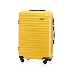 Medium suitcase, yellow, 56-3A-312-50, Photo 1