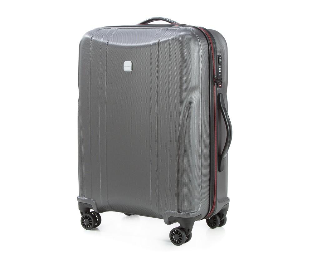 trolley mittel 65 cm wittchen koffer taschen schuhe. Black Bedroom Furniture Sets. Home Design Ideas
