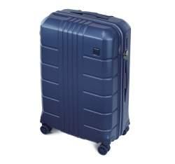 Medium suitcase, navy blue, 56-3P-822-90, Photo 1