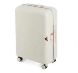 Medium suitcase, white, 56-3P-842-88, Photo 1