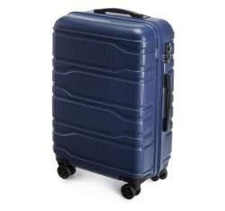Medium suitcase, navy blue, 56-3P-982-91, Photo 1