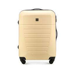 Средний чемодан 23' Wittchen 56-3A-252-85, светло-бежевый 56-3A-252-85