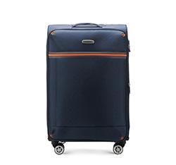 Средний чемодан 24' Wittchen 56-3S-492-90, синий 56-3S-492-90