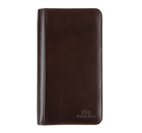 Business card holder, brown, 21-5-010-1, Photo 1
