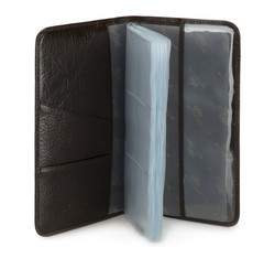 Business card holder, brown, 21-5-016-4, Photo 1