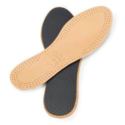 Wkładki do obuwia, brązowo - czarny, WP-200-35, Zdjęcie 1