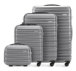 Zestaw walizek, szary, 56-3A-31K-00, Zdjęcie 1