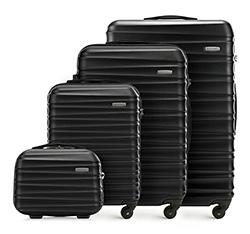 Zestaw walizek, czarny, 56-3A-31K-10, Zdjęcie 1