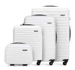 Zestaw walizek, biały, 56-3A-31K-89, Zdjęcie 1