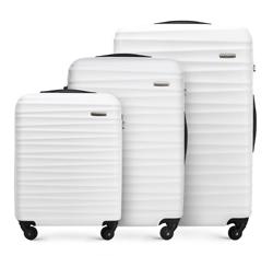 Zestaw walizek, biały, 56-3A-31S-89, Zdjęcie 1