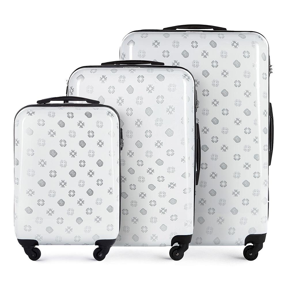 Купить Комплект чемоданов Wittchen, Германия, белый
