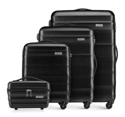 Zestaw walizek, czarny, 56-3A-35K-10, Zdjęcie 1