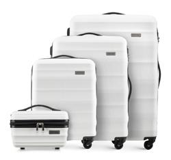 Zestaw walizek, biały, 56-3A-35K-88, Zdjęcie 1