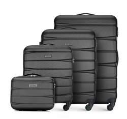 Zestaw walizek, grafitowy, 56-3A-36K-12, Zdjęcie 1