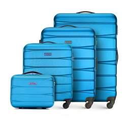 Zestaw walizek, niebieski, 56-3A-36K-96, Zdjęcie 1