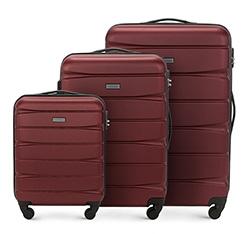 Комплект чемоданов из ABS пластика Wittchen, 56-3A-36S-35 56-3A-36S-35