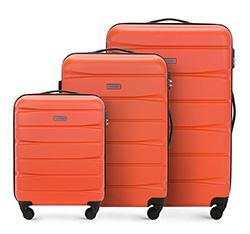 Комплект чемоданов из ABS пластика Wittchen, 56-3A-36S-55 56-3A-36S-55