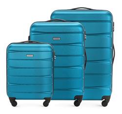 Комплект чемоданов из ABS пластика Wittchen, 56-3A-36S-95 56-3A-36S-95