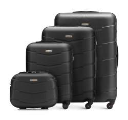 Luggage set, black, 56-3A-40K-10, Photo 1