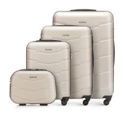 Zestaw walizek, szampański, 56-3A-40K-85, Zdjęcie 1
