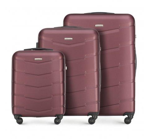 Комплект чемоданов 56-3A-40S-31