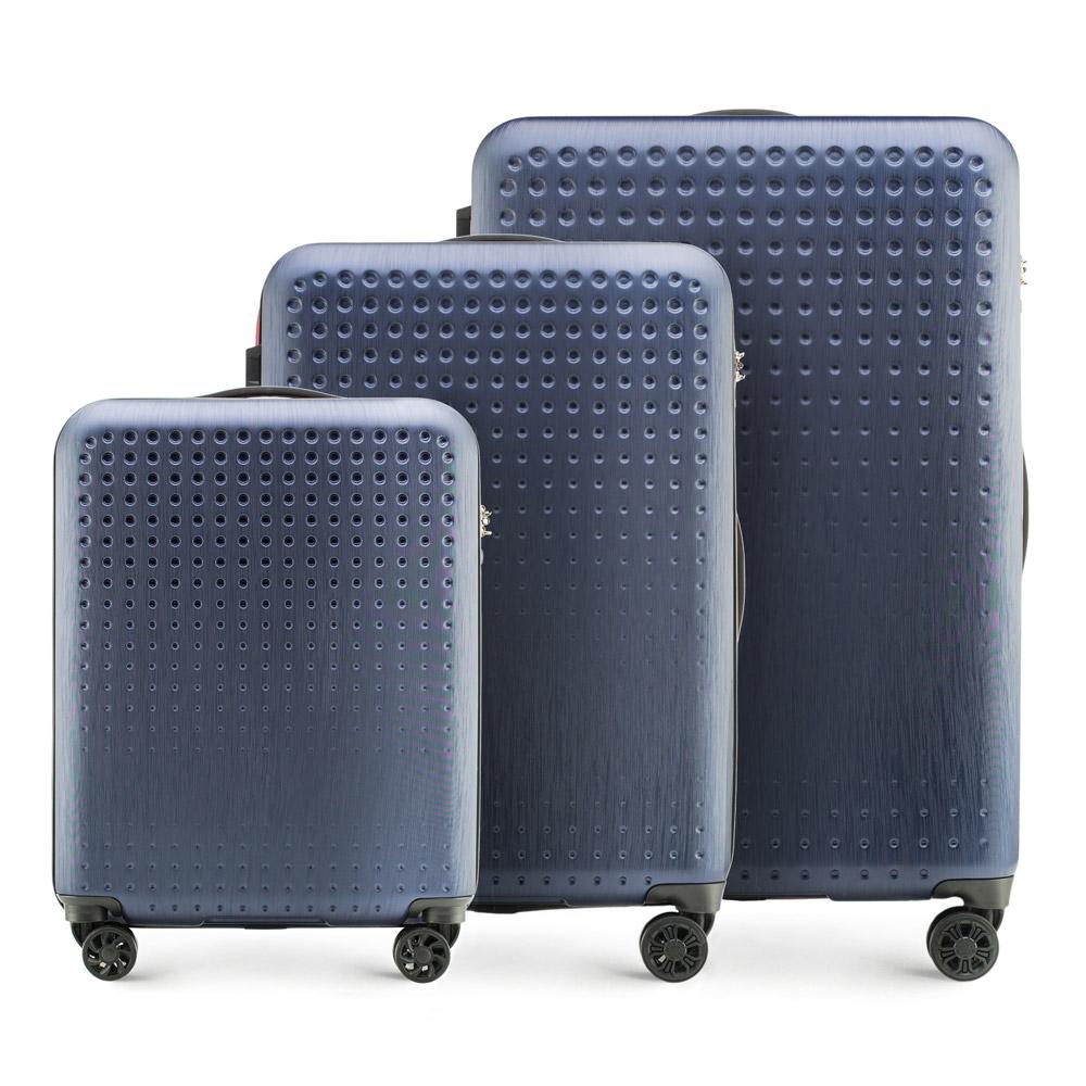 Купить Комплект чемоданов, WITTCHEN, Германия, разноцветный
