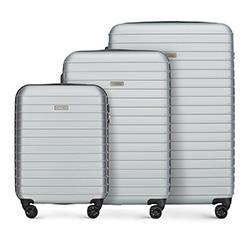 Zestaw walizek, szary, 56-3A-42S-00, Zdjęcie 1