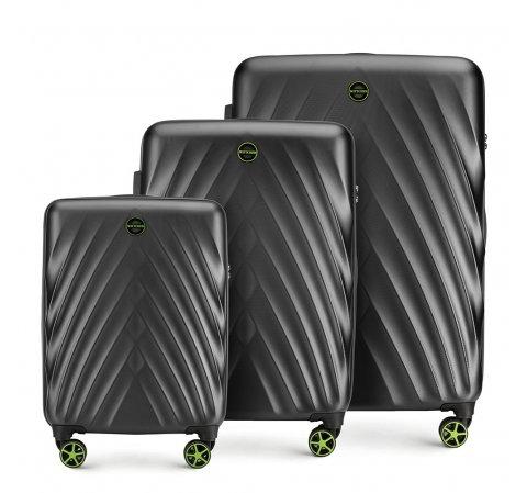 Комплект чемоданов 56-3P-80S-10