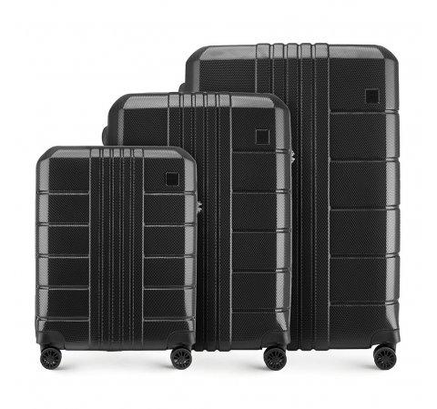 Комплект чемоданов 56-3P-82S-10