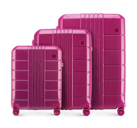 Комплект чемоданов 56-3P-82S-60