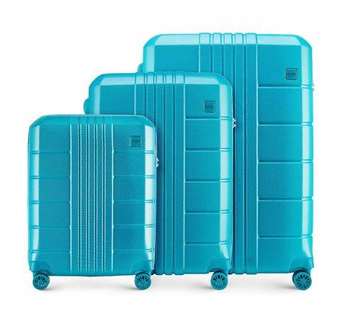 Комплект чемоданов 56-3P-82S-95